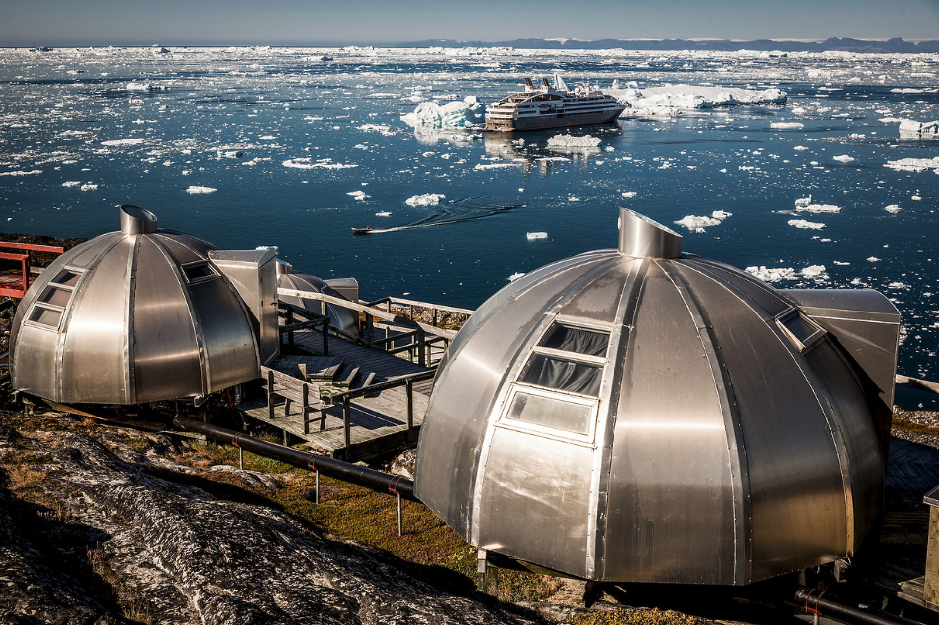 Hotel Arctic, Photo by Mads Pihl - Visit Greenland